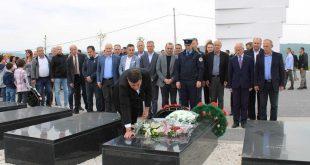 Sot në Gjilan është përkujtuar dëshmori i kombit, Abdullah Tahiri në 20-vjetorin e rënies heroike të tij