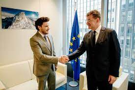 Lajçak shprehet mirënjohës për diskutime të hapura me zv.kryeministrin, Abazoviq, lidhur me zhvillimet aktuale në Mal të Zi