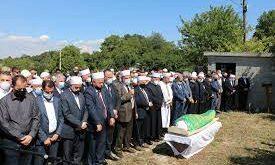 Sot me nderime të larta fetareështë varrosur ish-kryetari i Bashkësisë Islame të Kosovës, Rexhep Boja