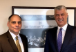 Thaçi: SHBA-të të mbajnë rol udhëheqës në proceset në Kosovë dhe në rajonin e Ballkanit Perëndimor