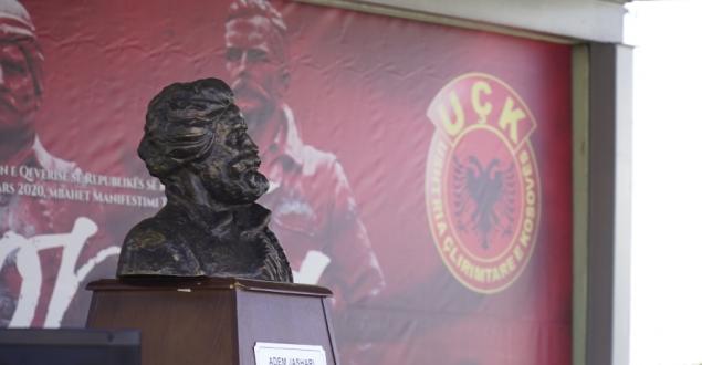 Sot mbahet akademi përkujtimore kushtuar komandantit legjendar dhe familjes Jashari