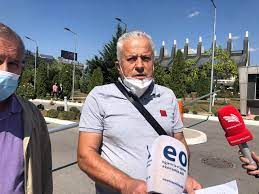 """Sindikata e gazetës """"Rilindja"""" ka kërkuar pagesën e 20-përqindëshit nga Qeveria e Kosovës. Ata kanë kërkuar edhe njohjen e stazhit për punën"""