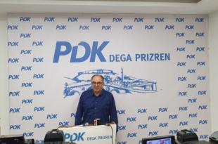 PDK në Prizren: Haskuka pas tre viteve në qeverisje nuk e ka përmirësuar gjendjen, përkundrazi e ka katandisur