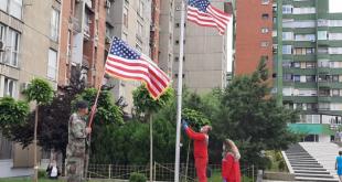 """Shoqata """"Miqtë e Amerikës"""", shënon Ditën e Pavarësisë së Shteteve të Bashkuara të Amerikës"""