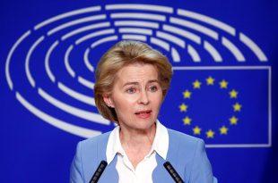 Von der Leyen thotë se ka në plan të paraqesë një pakt të ri propozua të BE-së për migrimin dhe azilin
