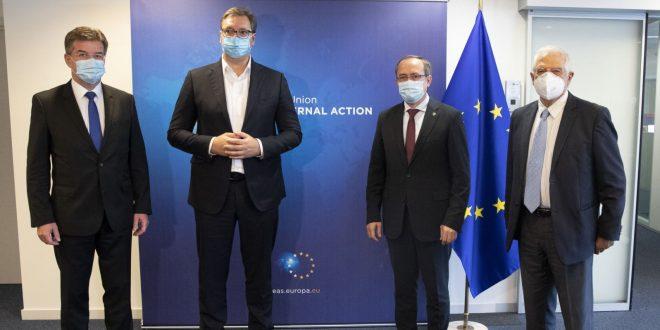 Kosova e kushtëzon zbatimin e Marrëveshjes për Asociacionin e komunave me shumicë Serbe me njohjen reciproke