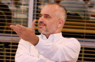 Edi Rama: Jemi të gatshëm të flasim e të dialogojmë me opozitën për çdo gjë, por ne qeverisim vendim