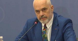 Kryeministri Rama niset për në SHBA, për të siguruar vaksinën kundër virusit korona për Shqipërinë