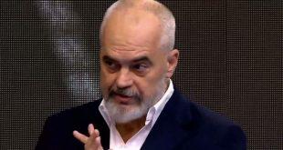 Edi Rama: Kësaj radhe kufiri me Kosovën do të jetë absolutisht i hapur për mikpritjen e turistëve dhe operatorët turistikë