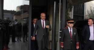 Kryetari i Kosovës, Hashim Thaçi, ka pritur në një takim kryeministrin e Shqipërisë, Edi Rama