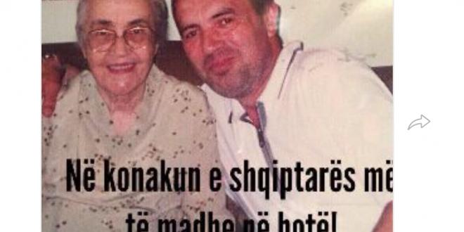 Mehmet Musa: Për shoqën Nexhmije Hoxha!
