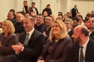 Në Cyrih të Zvicrës mbahet Kuvendi i shtatë zgjedhor i AAK-së, zgjedhet kryetari dhe kryesia e re