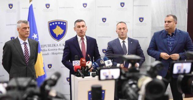Delegacioni Shtetëror sot do të takohet u pritet të votohet edhe Platforma për Dialogun më Serbinë