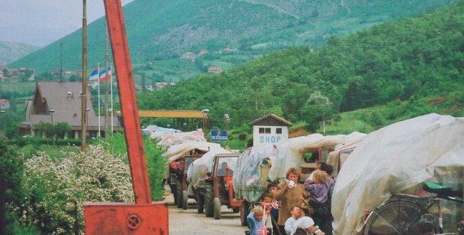 Më 4 qershor 2018, në Bashkinë e Bajram Currit shënohet 20-vjetori i eksodit të qytetarëve të Kosovës