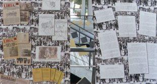 """Agjencia Shtetërore e Arkivave të Kosovës i rihap sot në sheshin """"Zahir Pajaziti"""" ekspozitat """"Vullkani i Republikës"""" dhe """"70 Arkiv"""""""
