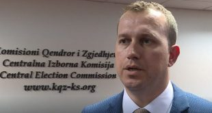 Valmir Elezi: KQZ-ja do të veprojë në përputhje me vendimet e institucioneve në lidhje me certifikimin listave zgjedhore
