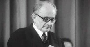 Eqrem Çabej (1908 - 1980)