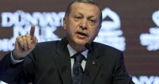 Erdogan: Do të mbyllet baza e Forcave Ajrore amerikane nëse SHBA-të vendosin sanksione kundër Ankarasë