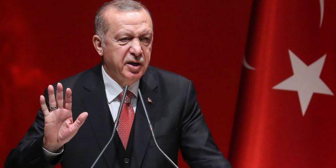 Erdogan: Çmimi Nobel për një racist nuk do të thotë asgjë tjetër përveç se shpërblim për shkeljen e të drejtave të njeriut