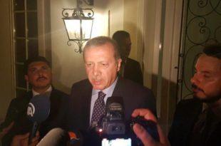 Erdogan: Përpjekja e një grupi përkrahës të Organizatës Terroriste nuk do të lihet pa u ndëshkuar