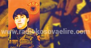 Faik Jahë Ukëhaxhaj (15.5.1963 - 2.6.1998)