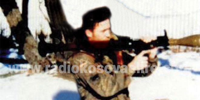 Faruk Nazmi Beqiri (22.1.1977 - 2.5.1999)
