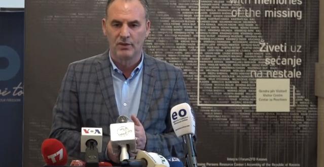 Fatmir Limaj: Nëse Thaçi tenton ta shpërndaj Kuvendin e shkelë Kushtetutën, të formohet një qeveri e të shmangen zgjedhjet