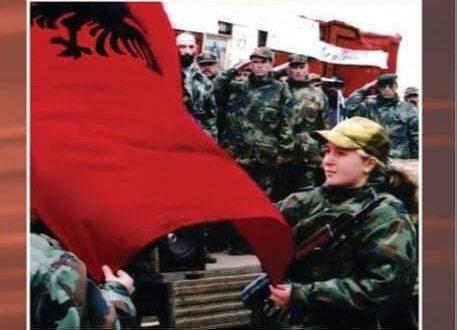 """Të martën në Prishtinë promovohet libri""""Bukuroshja e Lirisë"""" kushtuar heroinës se kombit, Antigona Fazliu"""