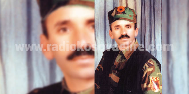 Fejzullah Sokol Graiçevci (22.1.1951 - 19.4.1999)