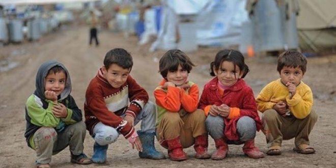 Fëmijë refugjatë