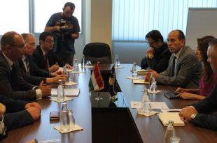 Ministri i Mjedisit dhe Planifikimit Hapësinor, Ferat Shala, ka pritur një delegacion të lartë të Hungarisë