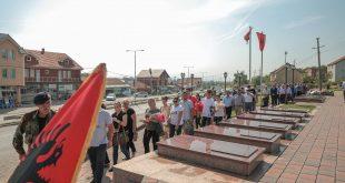 Nesër në Ferizaj nderohet në 20 vjetorin e rënies të dëshmorit të kombit, Sali Berisha