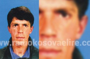 Fetah Sylejman Sylejmani (14.8.1968 - 27.4.1999)