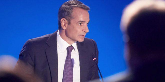 Kryeministri grek Kyriakos Mitsotakis paralajmëron bllokimin e fillimit të negociatave të Shqipërisë me BE-në