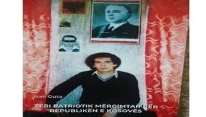 """Doli nga shtypi libri: """"Zëri patriotik mërgimtar për Republikën e Kosovës"""", i autorit, Isak Guta"""