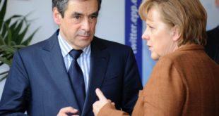 Francois Fillon dhe Angela Merkel bisedojnë për të ardhmen e Evropës