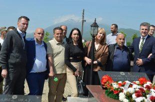 Rrahman Hyseni: Në 22-vjetorin e rënies, u përkujtua dëshmori i Kosovës Lindore, Florim Rushiti, i rënë në Pashtrik