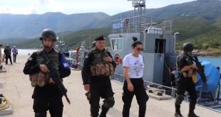 Policia Ushtarake e Shqipërisë për herë të parë zhvillon stërvitje të përbashkët me grupin e bordingut të Forcës Detare