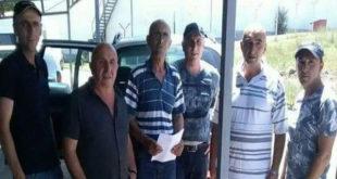 Fshati Brodec ka pritur me lot dhe mall bashkëfshatarët e vet të cilët u liruan pasi vuajtën nga 10 vjet burg