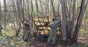 """Certifikohen ushtarët e FSK-së të cilët kanë përfunduar me sukses trajnimin: """"Mbijetesë në kushte vere"""""""