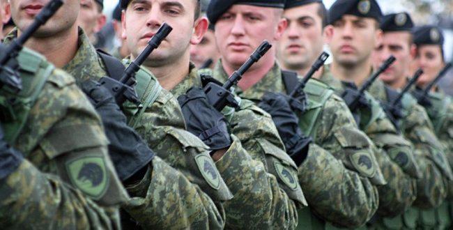 """Sot në kazemrën """"Skënderbeu"""" diplomojnë kadetët e Forcës së Sigurisë së Kosovës, të gjeneratës 2018"""
