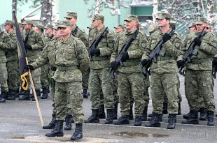 Prej ditës së sotme 14 dhjetor 2018 Shteti i Kosovës e ka Ushtrinë e vet