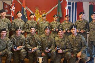"""Forca e Sigurisë së Kosovës zuri vendin e dytë në garën prestigjioze ushtarake """"Cambrian Patrol 19"""""""