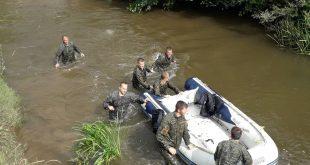 Certifikohen tetë pjesëtarët e Forcës së Sigurisë së Kosovës në Kursin për mbijetesë në ujë