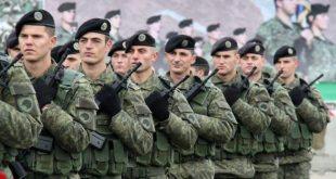 """Në ambientet e kazermës """"Adem Jashari"""" në Prishtinë sot shënohet Ditës e Forcës së Sigurisë së Kosovës"""