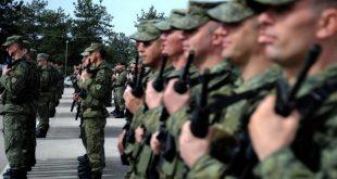 Një kontigjent i FSK-së, merr pjesë në ushtrimin fushor të organizuar nga Ushtria Amerikane në Evropë dhe NATO