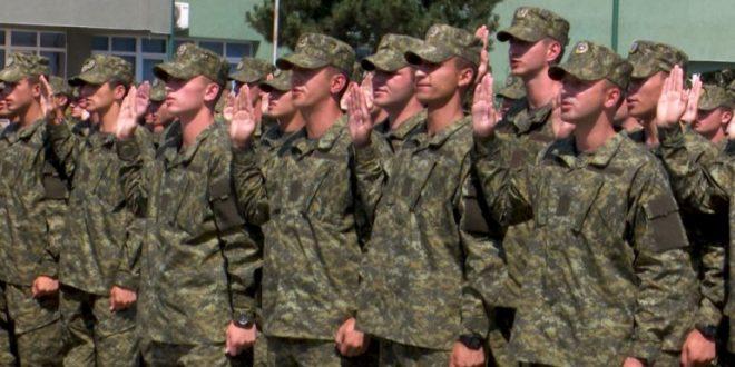 """Më 27 nëntor 2019 shënohet Dita e Forcës - Ushtrisë së Kosovës. shënohet më një ceremenoninë kazermën """"Adem Jashari"""" në Prishtinë"""