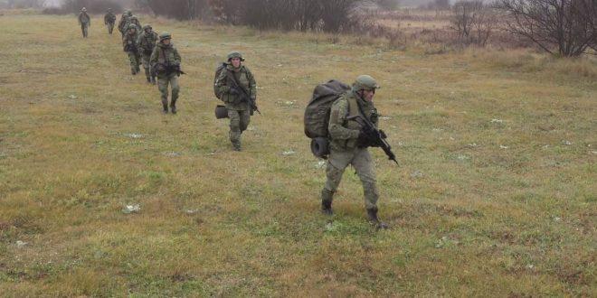 """Forca e Sigurisë së Kosovës merr pjesë në garën e famshme """"Cambrian Patrol 21"""" në Britani të Madhe"""