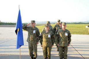 """Kontingjenti i FSK-së vazhdon operacionet në ushtrimin """" Reagimi i Menjëhershëm 16"""" në Slloveni dhe Kroaci"""