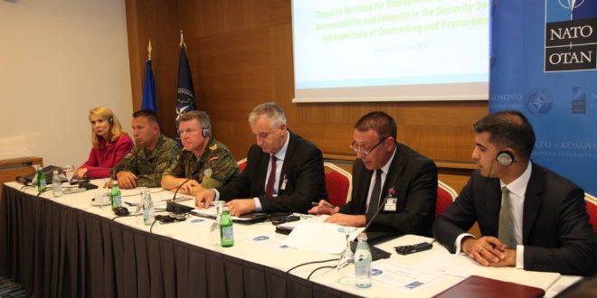 """FSK: U mbajt """"Ngritja e Kapaciteteve për Forcimin e Transparencës, Përgjegjshmërisë e Integritetit në Sektorin e Sigurisë''"""